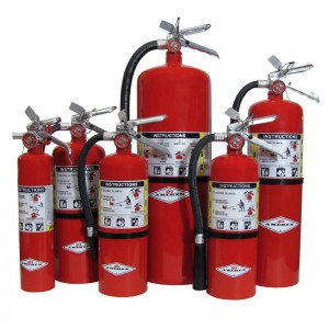 ABC Multi-Purpose Stored Pressure Dry Chemical Extinguishers