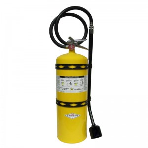 Class D Stored Pressure Dry Powder Extinguishers