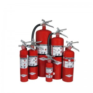 Regular Dry Chemical Stored Pressure Sodium Bicarbonate Extinguishers