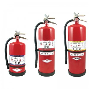 High Performance Dry Chemical Extinguishers